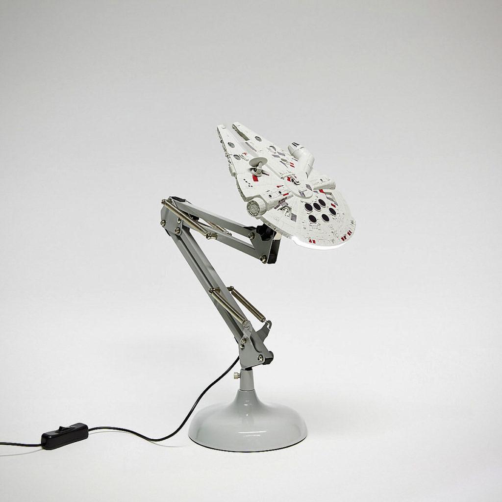 Millennium Falcon Desk Lamp