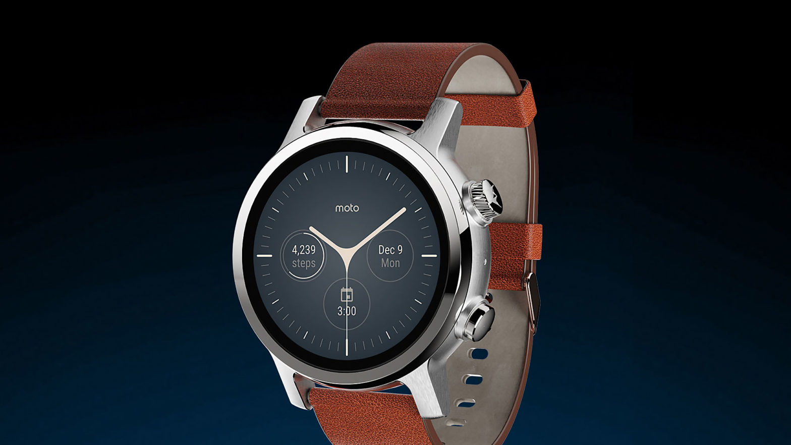 Moto360 Third-Generation Smartwatch