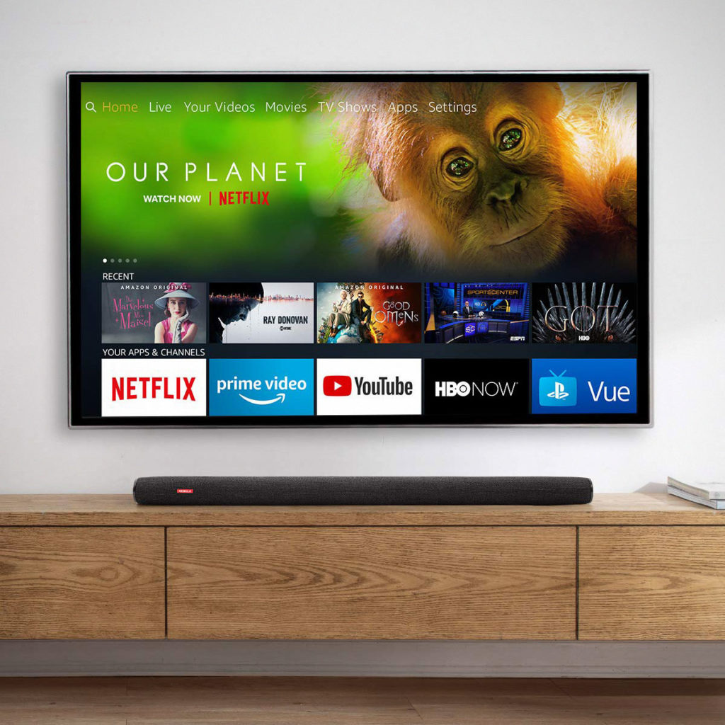 Nebula Soundbar Fire TV Edition