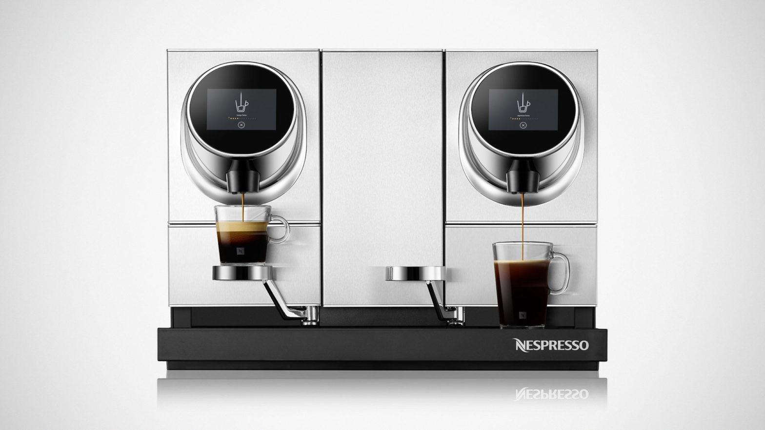 Nespresso Momento Coffee Machine