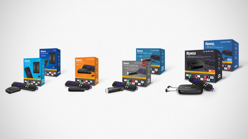 New Roku Express, Roku Ultra and More