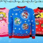 Official Nintendo Ugly Christmas Sweaters Are Here And They Are Not A Least Bit Ugly