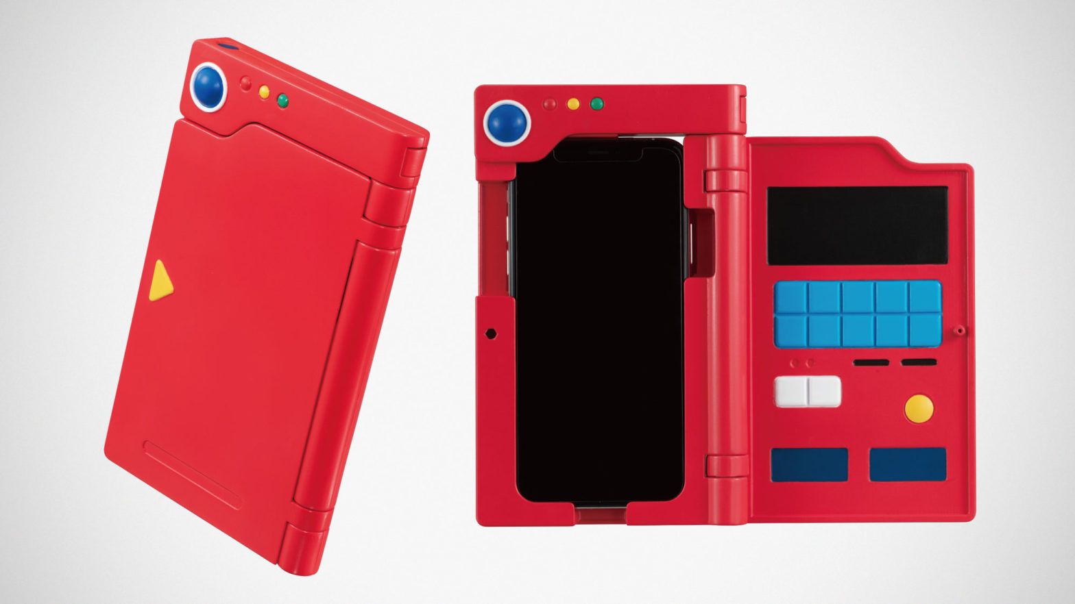 Official Pokemon Pokedex iPhone Case