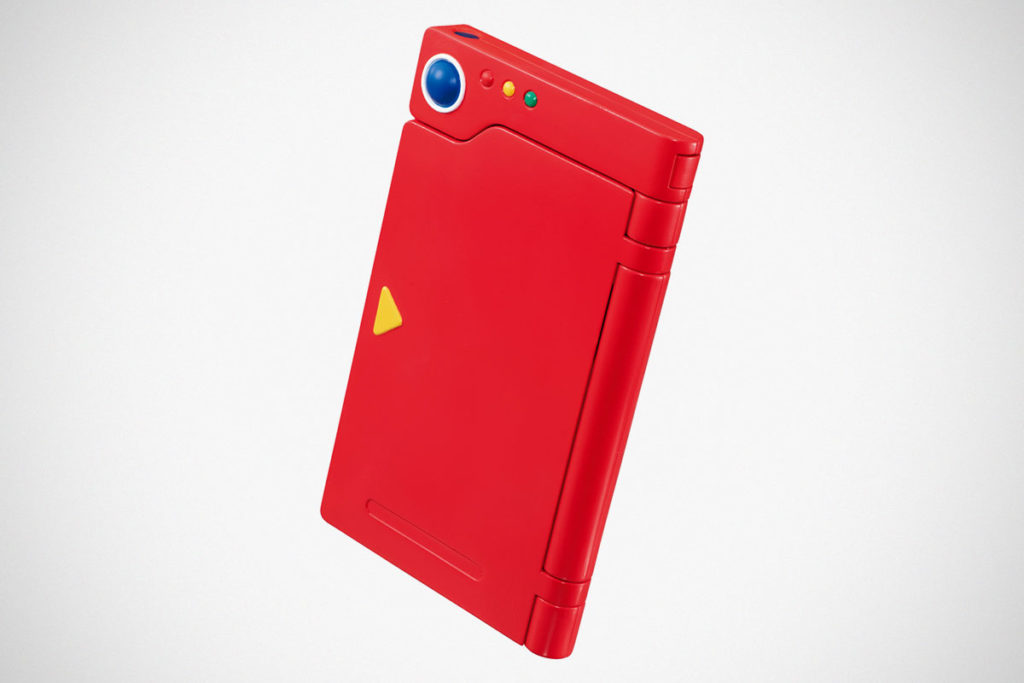 Official Pokemon Pokedex iPhone Case