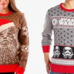 Celebrates <em>The Rise Of Skywalker</em> This X'mas With These Official <em>Star Wars</em> Ugly Sweaters