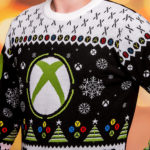 Official Xbox Ugly Christmas Sweater For Xbox Gamers Who Have Everything In Life