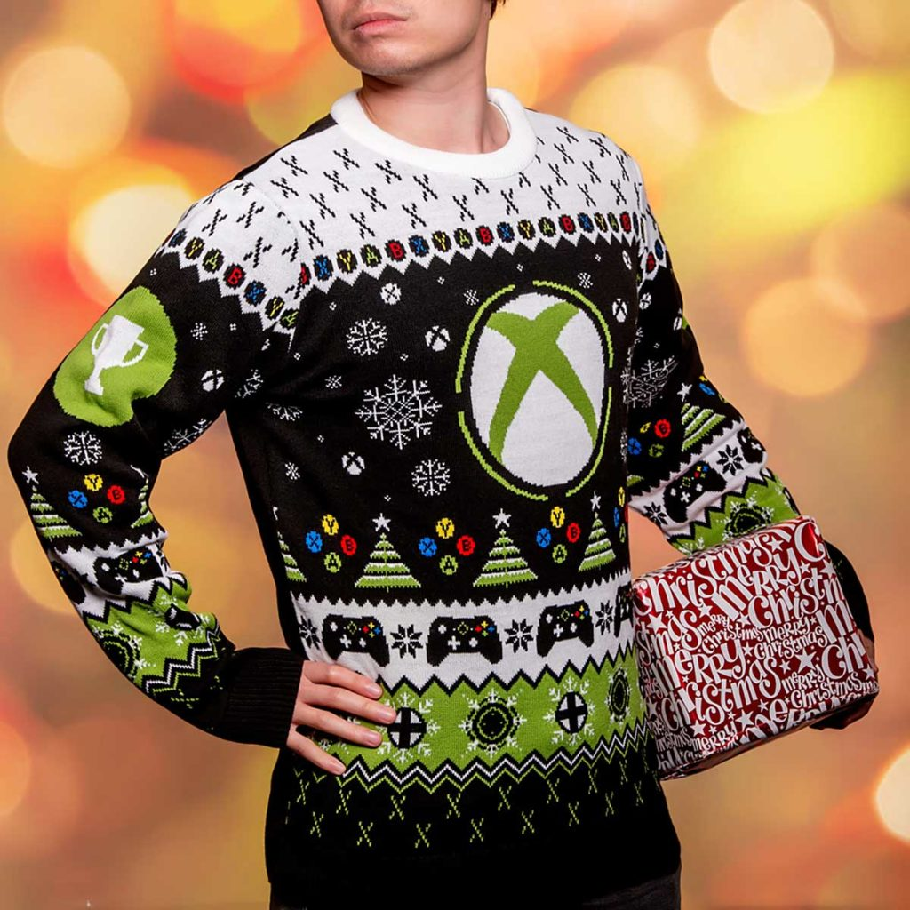 Official Xbox Ugly Christmas Sweater