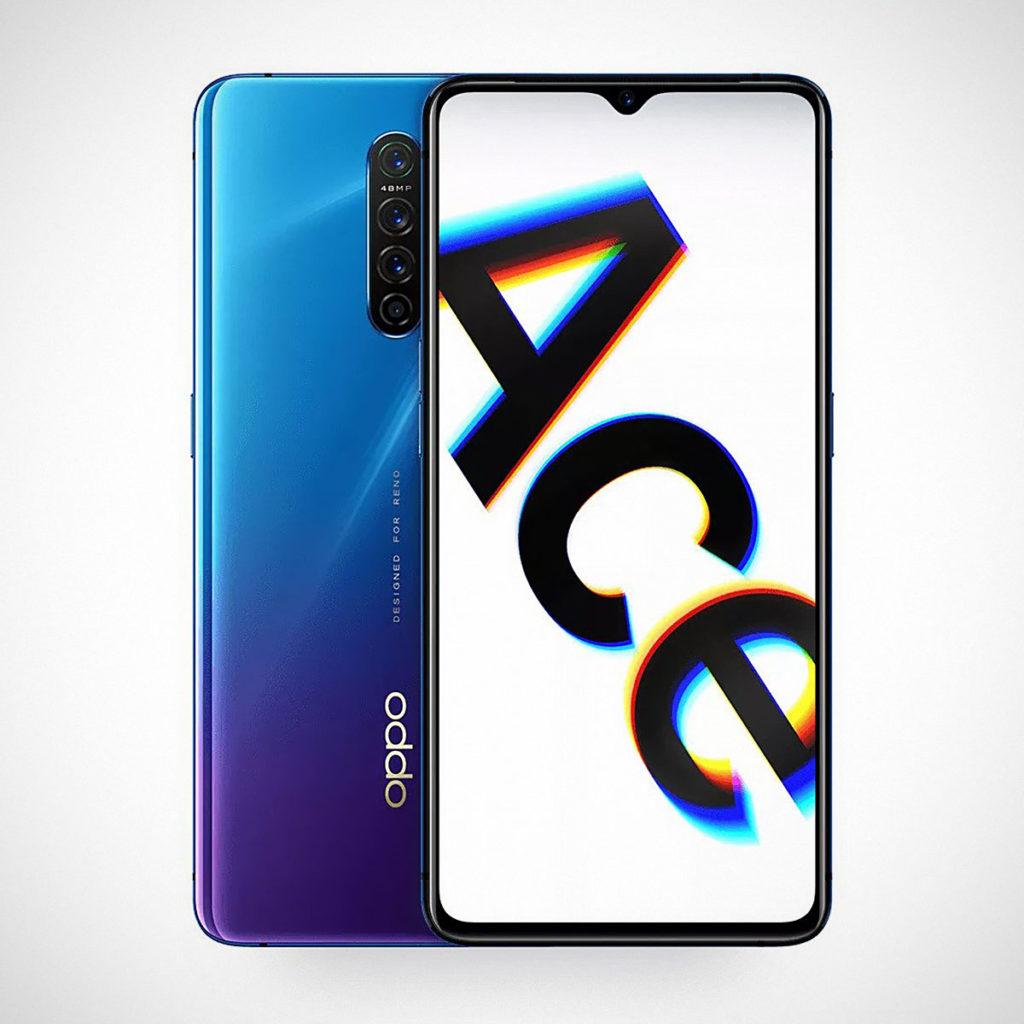 Oppo Reno Ace Smartphone Announced