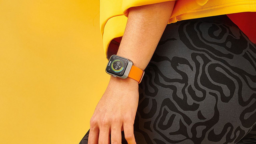 Pollix Smartwatch Launched