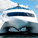 Porsche-designed Royal Falcon One Catamaran Superyacht Is Up For Grab