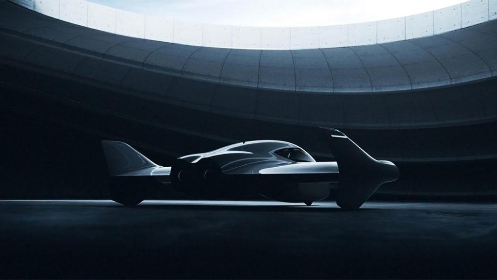 Porsche x Boeing Urban Air Mobility Vehicle