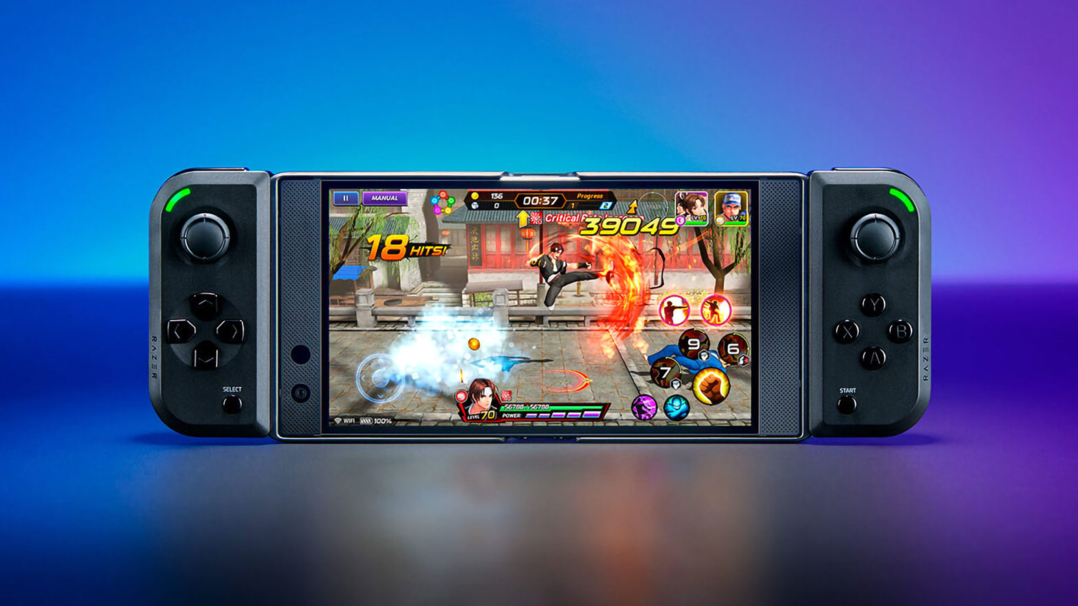 Razer Junglecat Mobile Gaming Controller