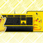 Razer Partnered With Pokémon To Release Pikachu-themed PC Peripherals