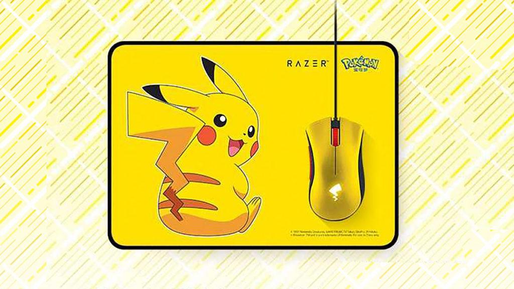 Razer x Pokemon PC Peripherals