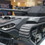 The Latest Combat Model Of The Ripsaw Tank Is Unmanned And Dispatches Drones Too