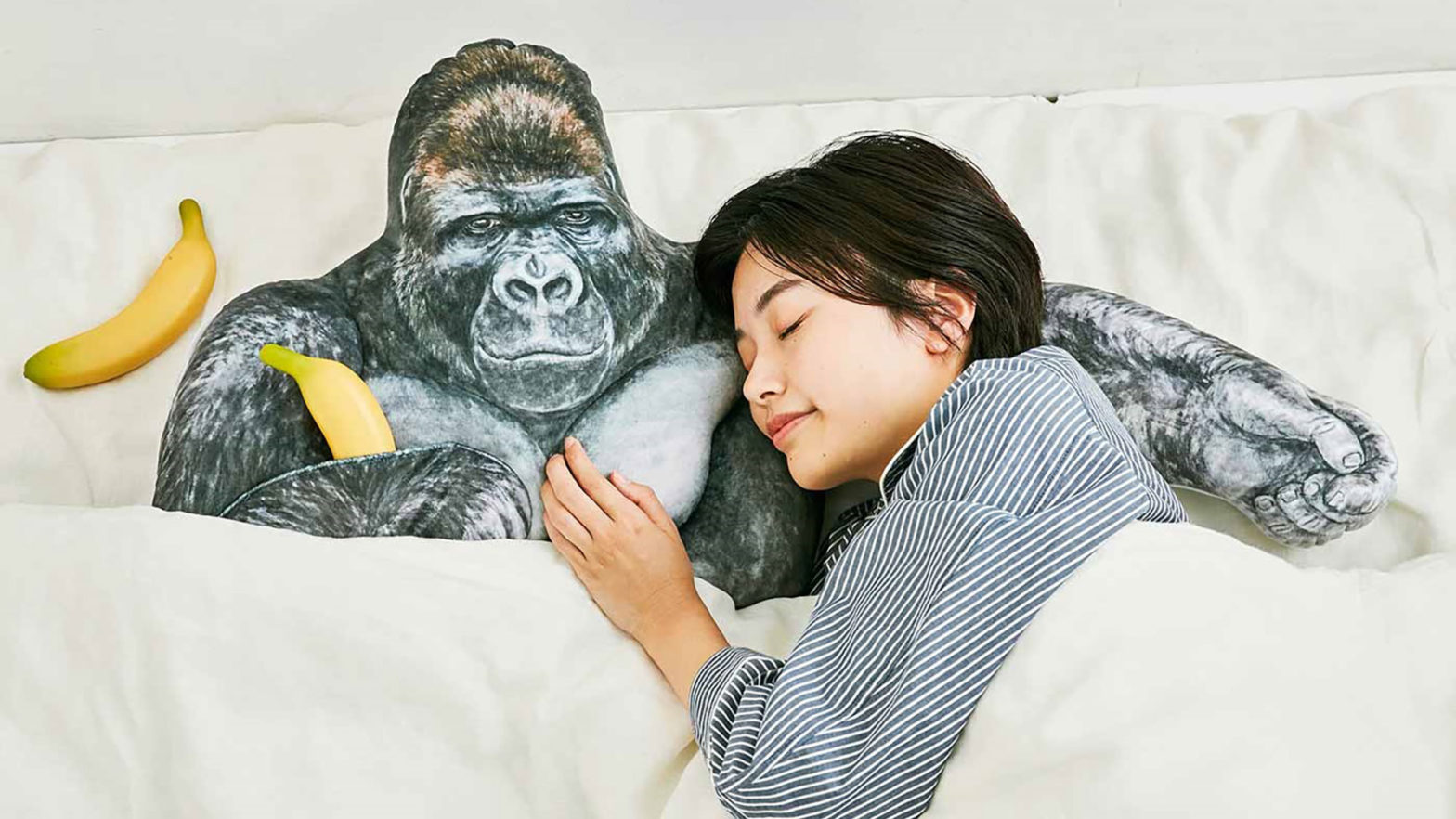 Shabani Gorilla Arm Pillow