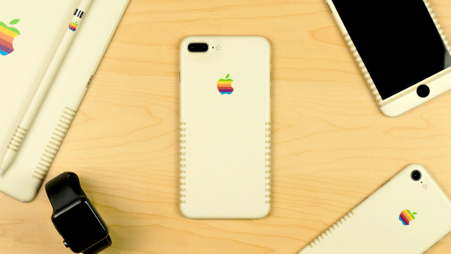 Slickwraps Retro iPhone Phone Wraps