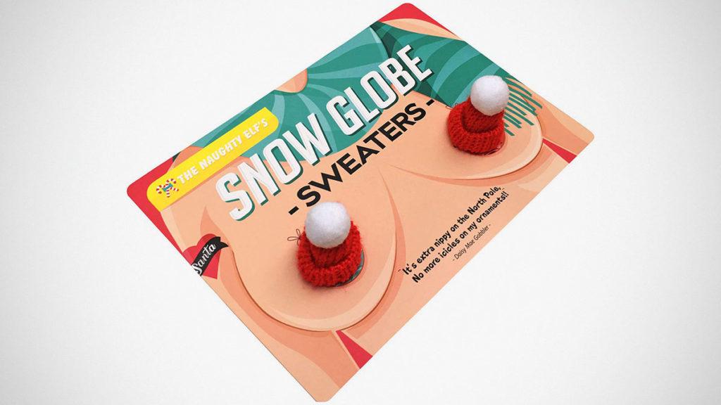 Snow Globe Sweaters