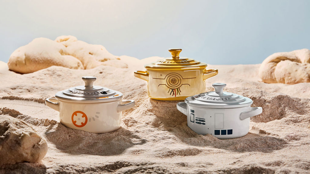Star Wars x Le Creuset Cookware