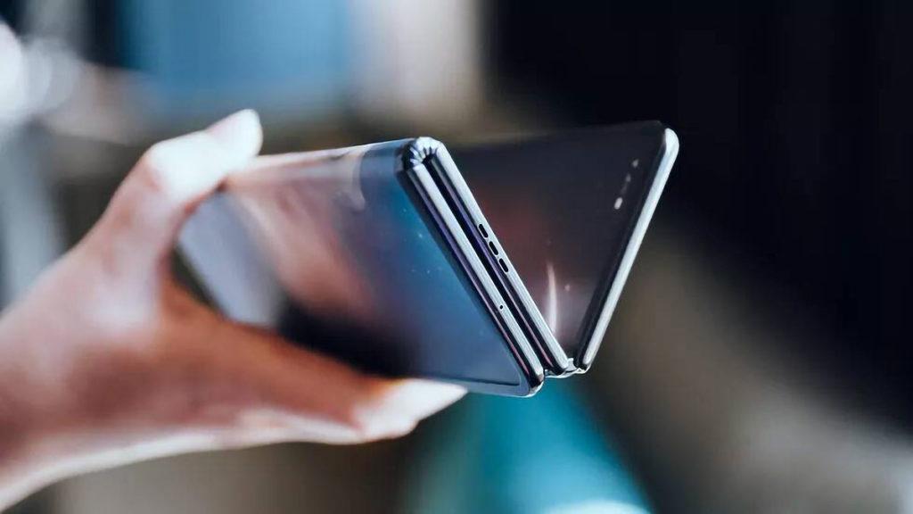 TCL Tri-Fold Smartphone Prototype