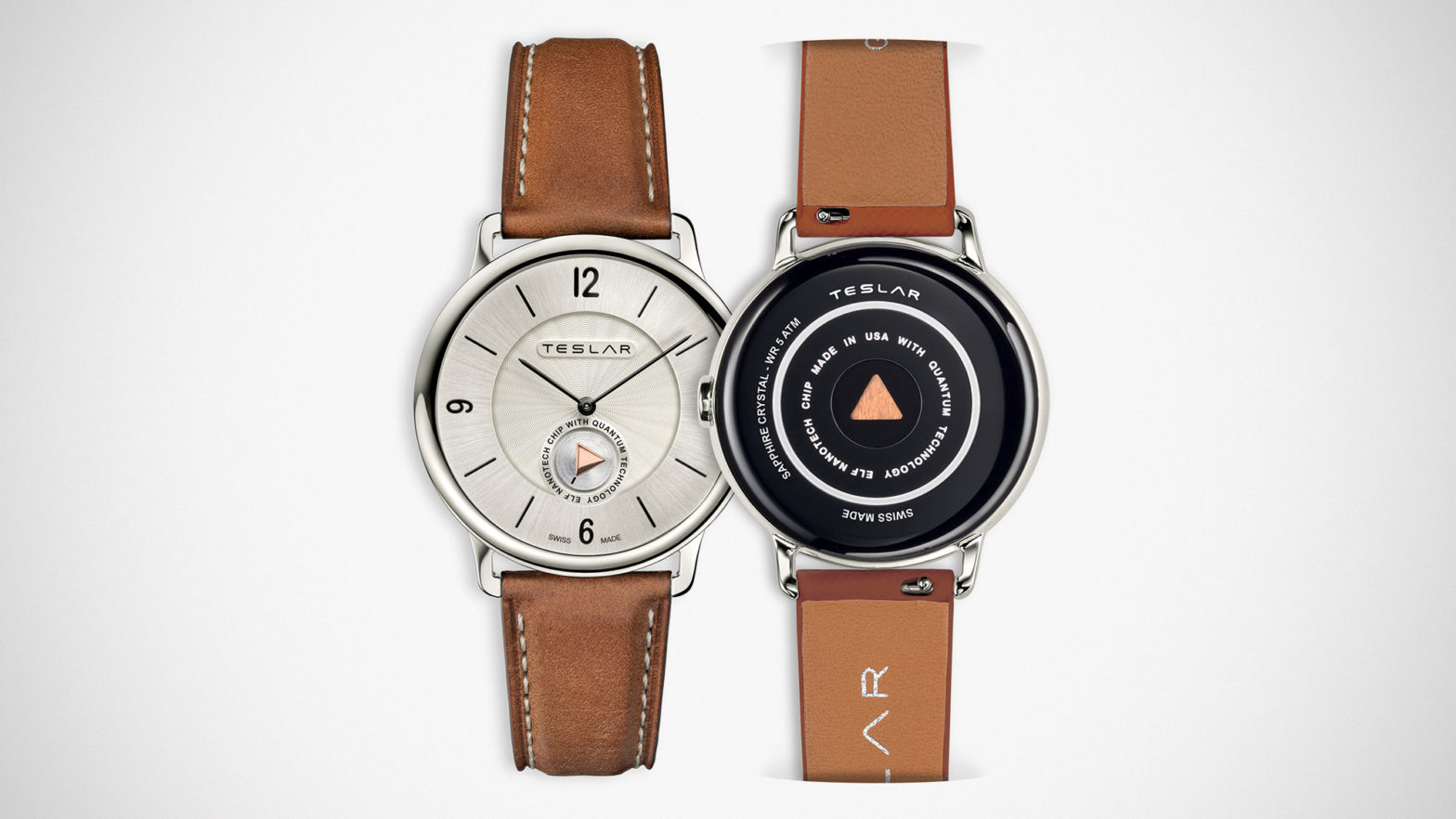 TESLAR Re-Balance Wellness Watch