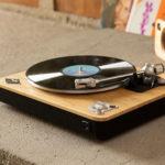 House Of Marley Cuts The Cord Of Its Sustainably Designed Stir It Up Turntable