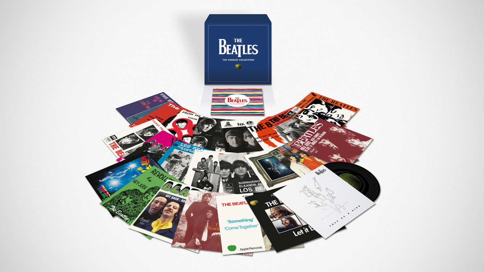 The Beatles The Singles Collection Box Set