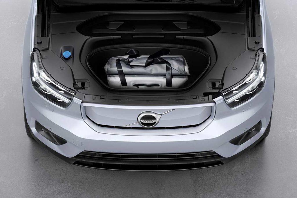 Volvo XC40 Recharge Electric Vehicle