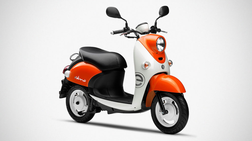 Yamaha E-Vino Electric Scooter