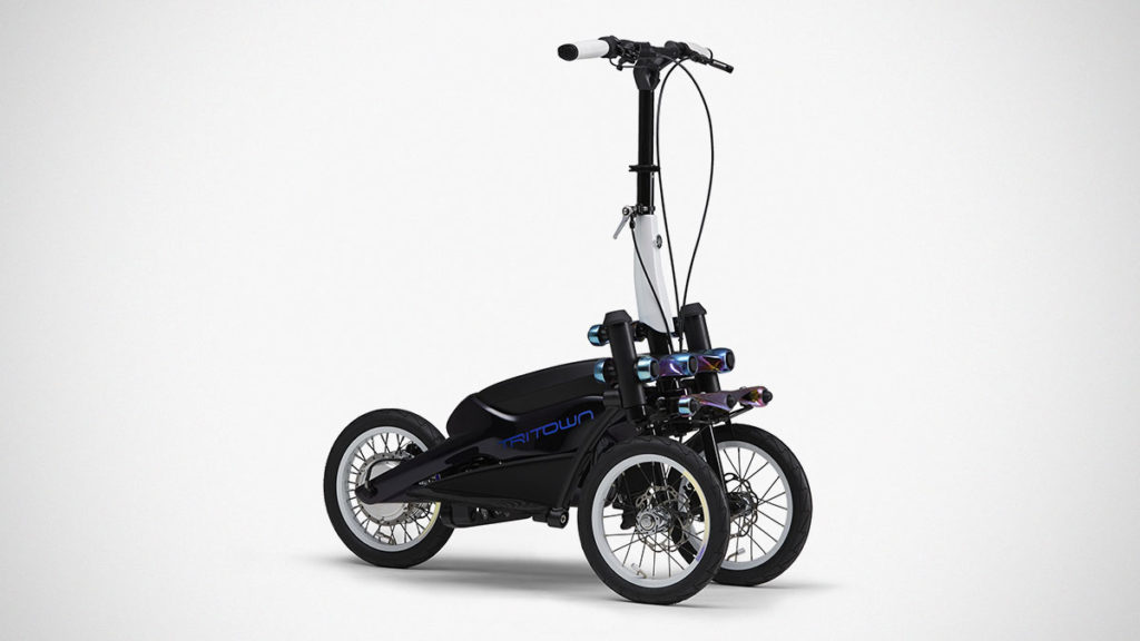 Yamaha TRITOWN Compact Electric Vehicle