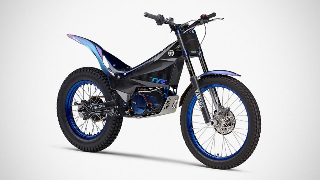 Yamaha TY-E Electric Trail Bike