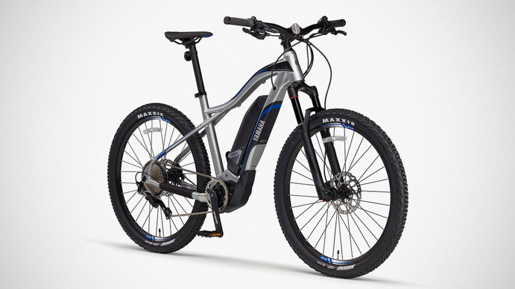 Yamaha YPJ-XC Electrically Power-assisted Mountain-Bike
