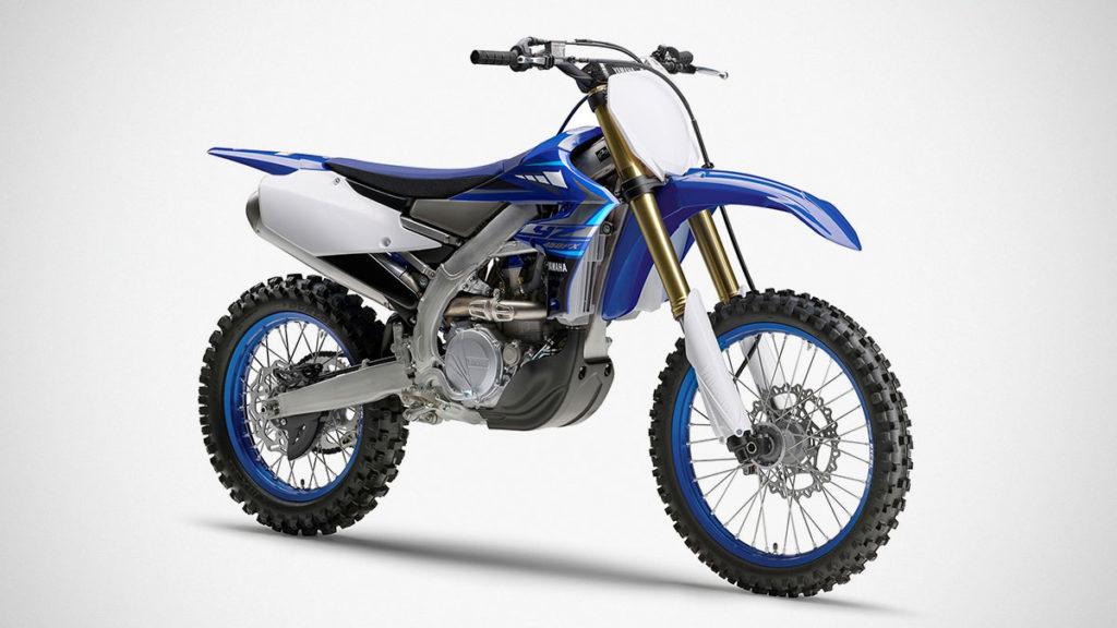 Yamaha YZ450FX Motorcycle