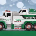 Hess Toy Truck's Holiday Vehicle Set For This Year Is A Tow Truck Rescue Team