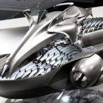 A.L.I. Technologies XTurismo: A Hoverbike That Looks Straight From Sci-Fi Movies