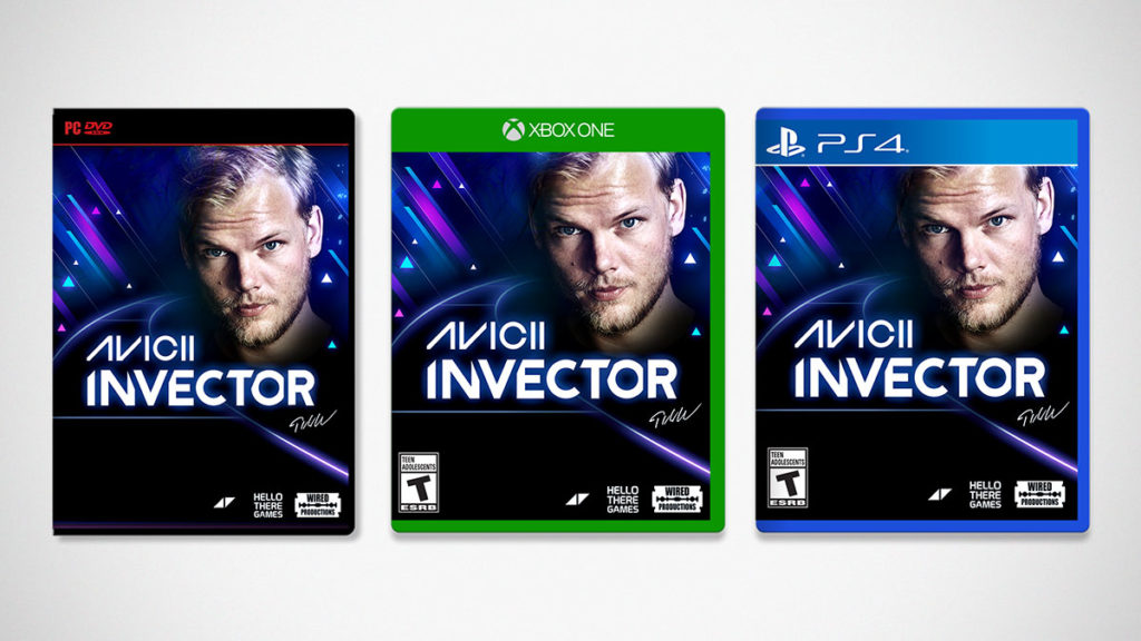 AVICII Invector Multi-Platform Launch