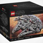 Amazon Taking 40% Off LEGO 75192 UCS Millennium Falcon At 12AM Friday Morning