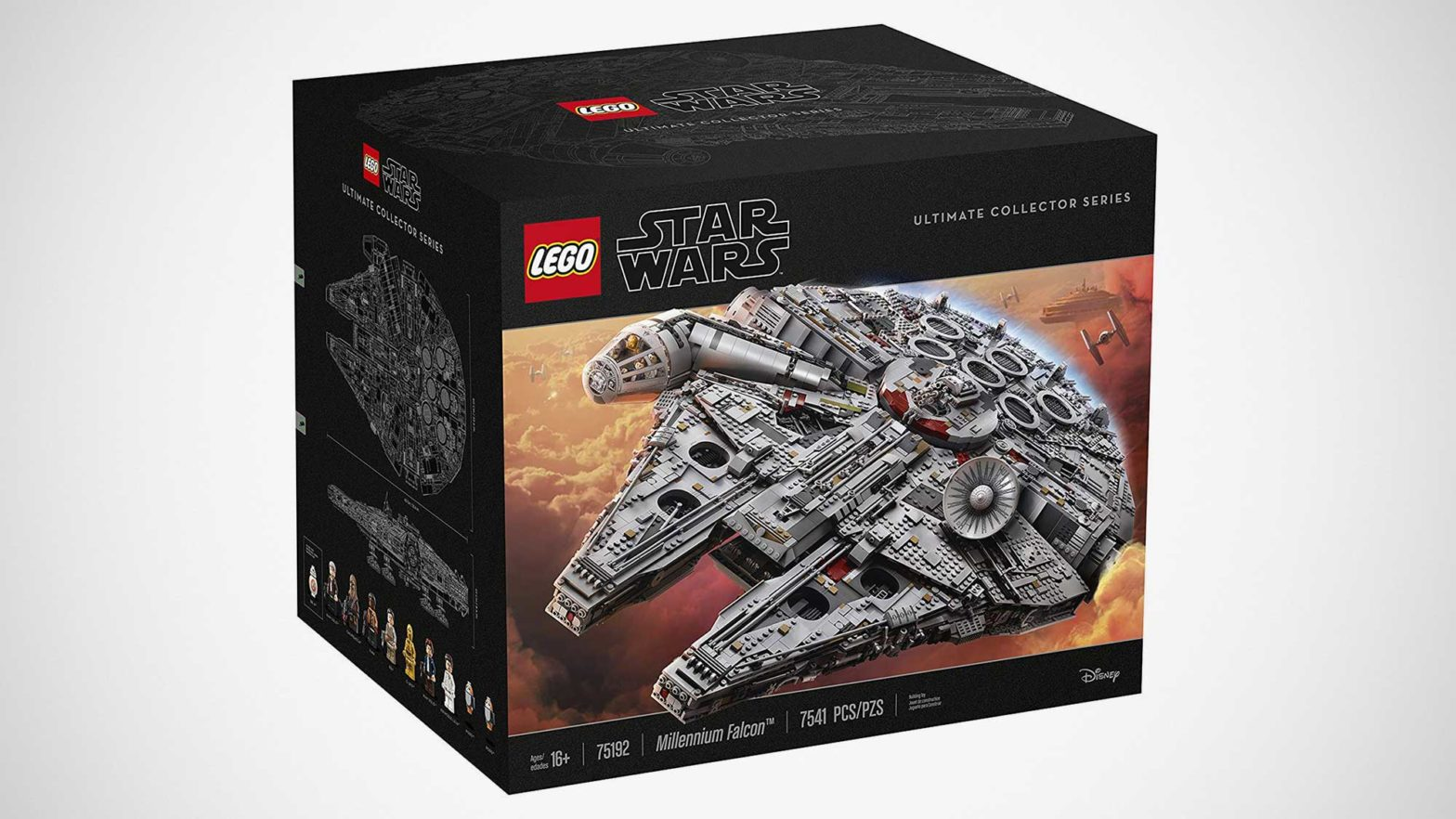 Amazon LEGO UCS Millennium Falcon Discount