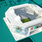 This Stadium Model Kits Let You Build The Sporting Stadium Of Your Choice