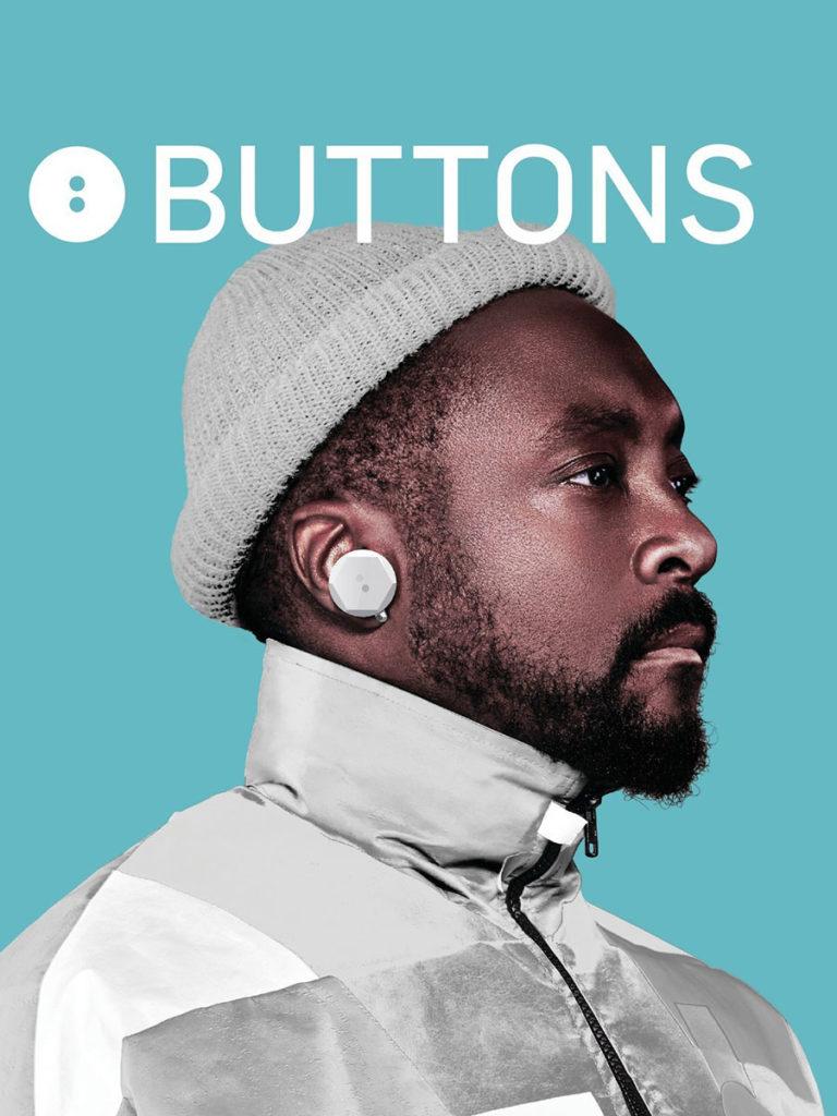 BUTTONS Air True Wireless Earbuds