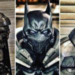Julian Checkley Outdone Himself With This <em>Batman</em> XE Suit From <em>Arkham Origins'</em> DLC