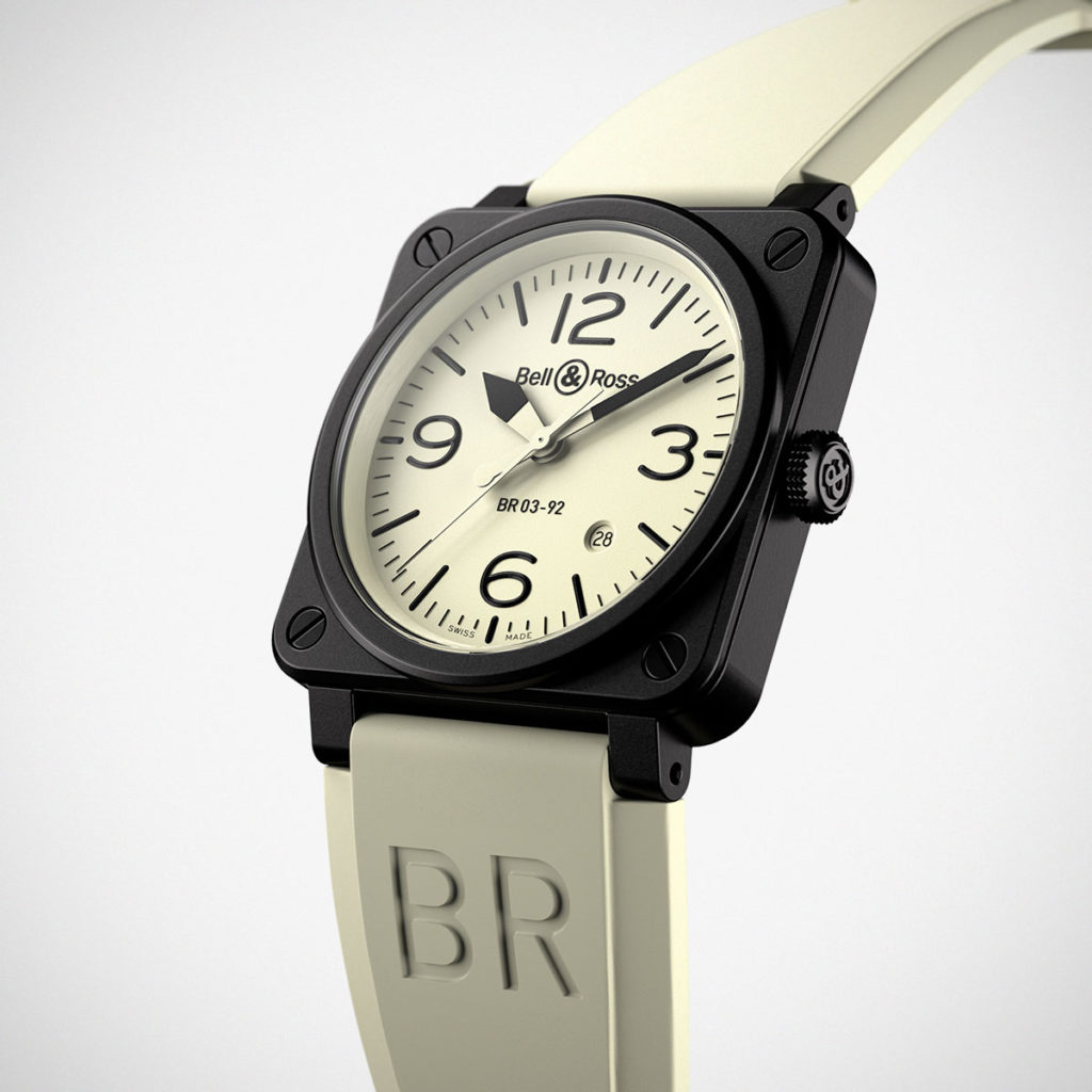 Bell & Ross BR 03-92 Full Lum Watch
