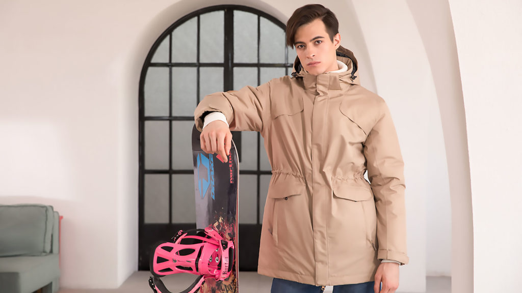 Bettermade Astro Winter Parka