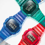 Casio Announced Latest Skeleton Series G-Shock Watches In Three New Colorways