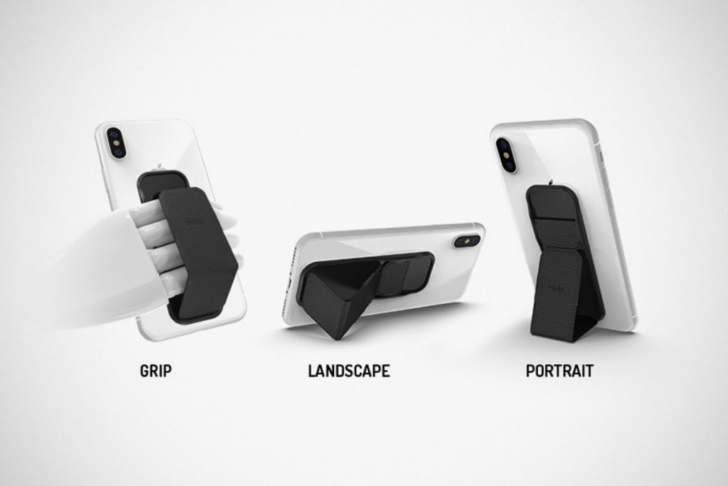 CLCKR Smartphone Stand and Grip