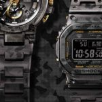 Casio G-Shock Metal Timepieces In New Camouflage Print Demands An Arm And A Leg
