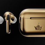 750-content Gold Covered AirPods Pro Is The Ultimate Opulence Without Being Ostentatious