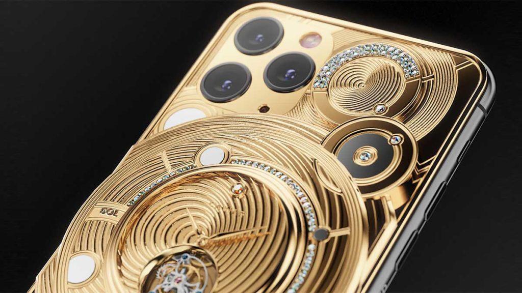 Caviar iPhone 11 Pro Discovery Solarius