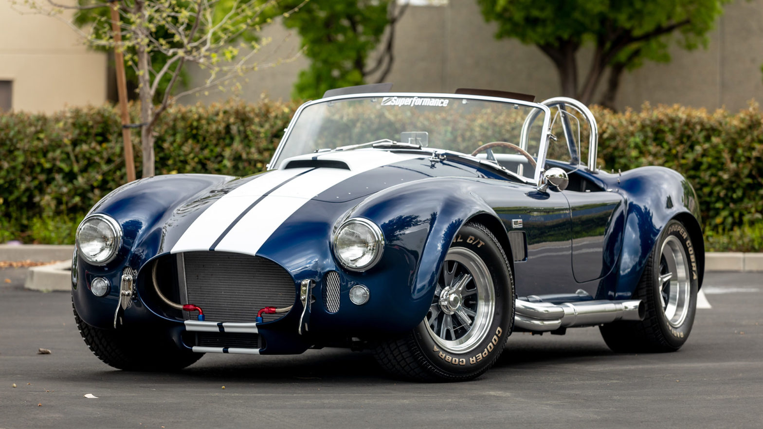 Classic 427 Superformance Cobra Sweepstakes