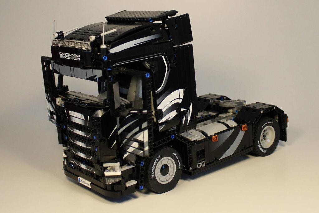 Custom LEGO Scania Next Generation S730